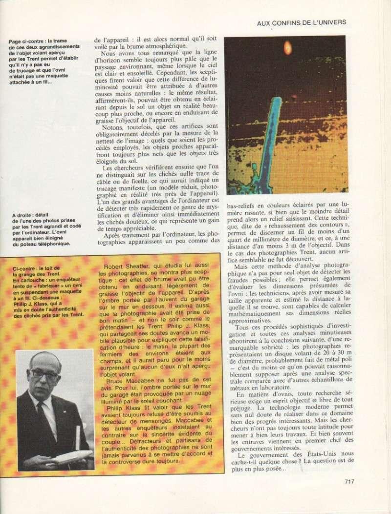 Analyses des photos de Paul Trent (McMinnville, 11 mai 1950) - Page 17 Inexpl13