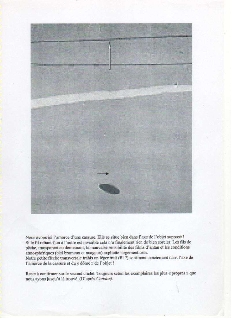 Analyses des photos de Paul Trent (McMinnville, 11 mai 1950) - Page 17 Trent010