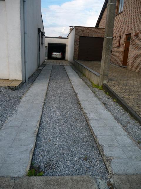 Terrasse et bandes de circulation Bande_10