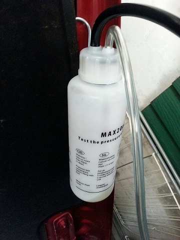 Remplacement Liquide de frein/bocal 20140814