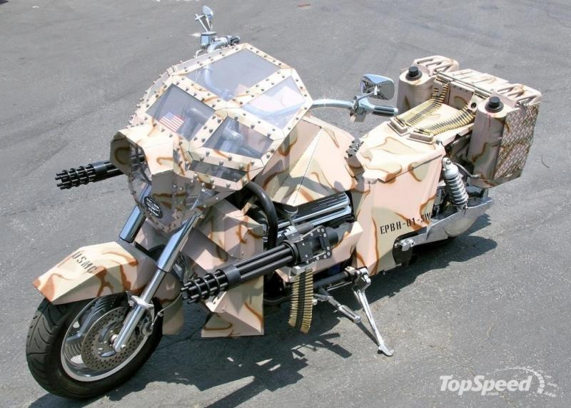 Un KAWA en TERRASSE - roulez en paix amis motards 000111