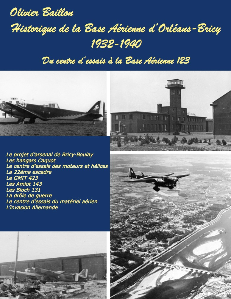 Base Aérienne de BRICY 1932-1940 Captur11