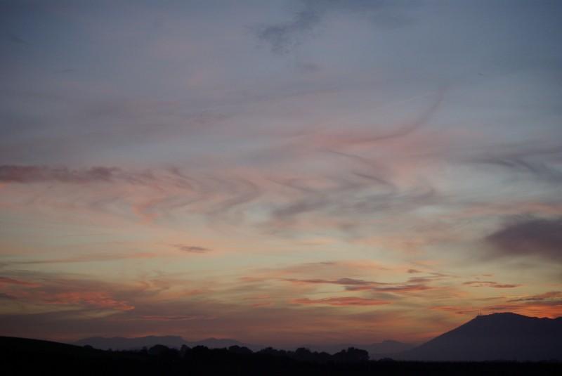 ciel au couleur d'automne.... Imgp9813