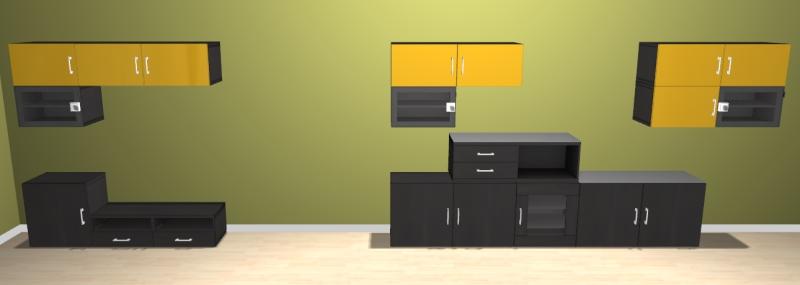 Conseil couleur des murs pour salon Ikea10