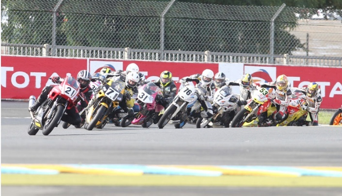 [Pit Laners en course] Pierre Sambardier (Championnat de France Supersport) - Page 4 Depart10