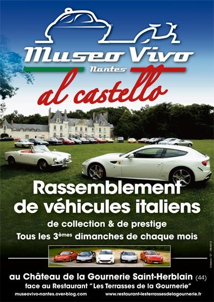 MUSEO VIVO Rassemblement de véhicules italiens sur NANTES - Page 32 A4-aff10