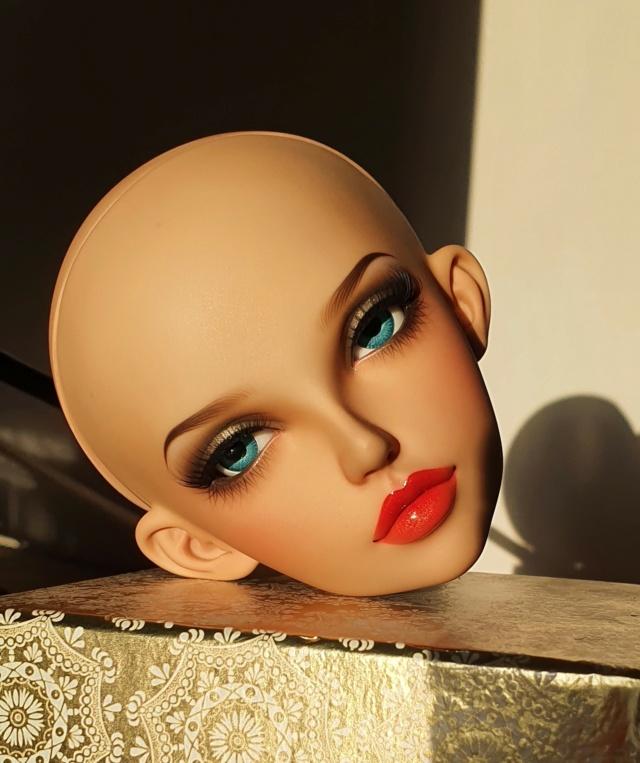 Feeple Scarlett Raquel Clemente BAISSE - Youpladolls talons 20201111