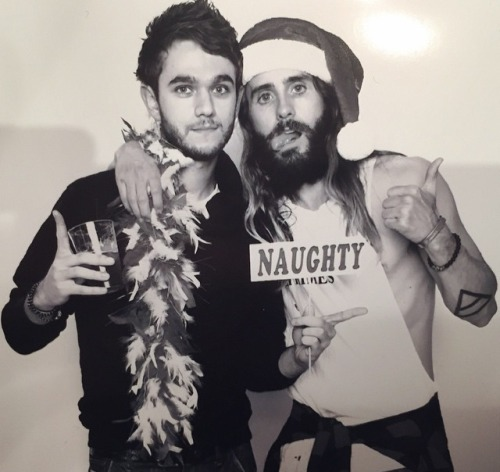 Holiday Party at Jared Leto's top secret compound @ By ronysphotobooth Tumblr17