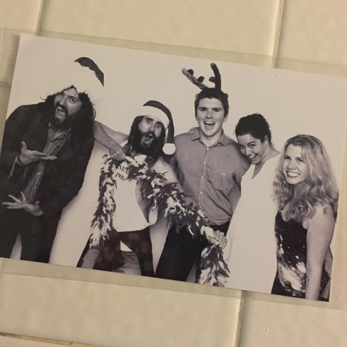 Holiday Party at Jared Leto's top secret compound @ By ronysphotobooth Tumblr18
