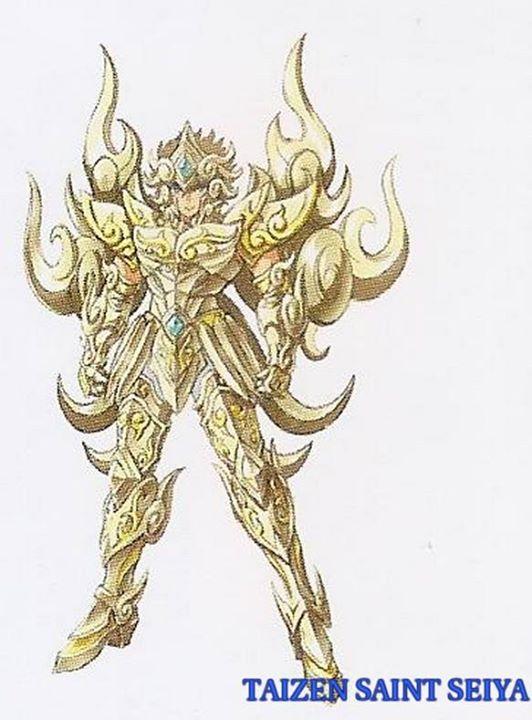 [Anime] Saint Seiya - Soul of Gold Aiolia10