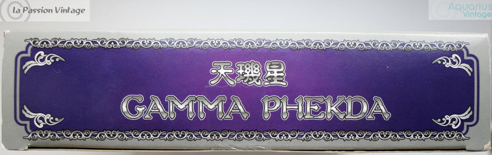 Gamma Gamma819