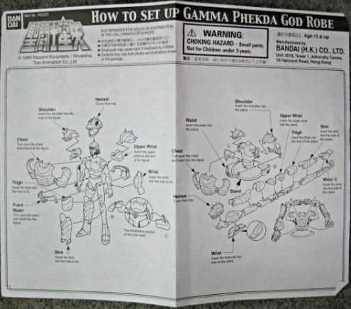 Gamma Gamma911