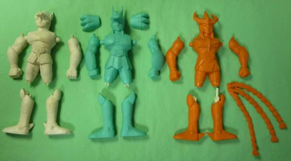 Figurines montables en gomme ( 消しゴム ) - Page 2 Honoun10