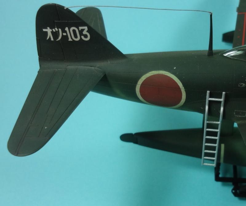 [Tamiya 1/48] Kawanishi N1K1 Kyofu type 11 Kyofu_30