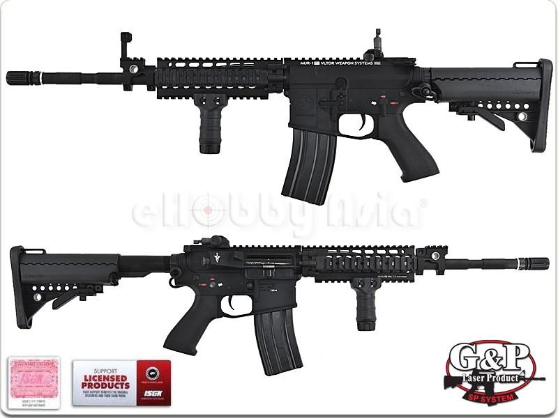 M4 G&p sentry licensied magpul L (Black) Gp901m10
