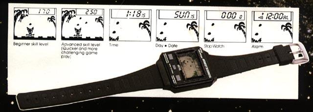 Recherche  info sur montre avec jeux année 80 Bandai10