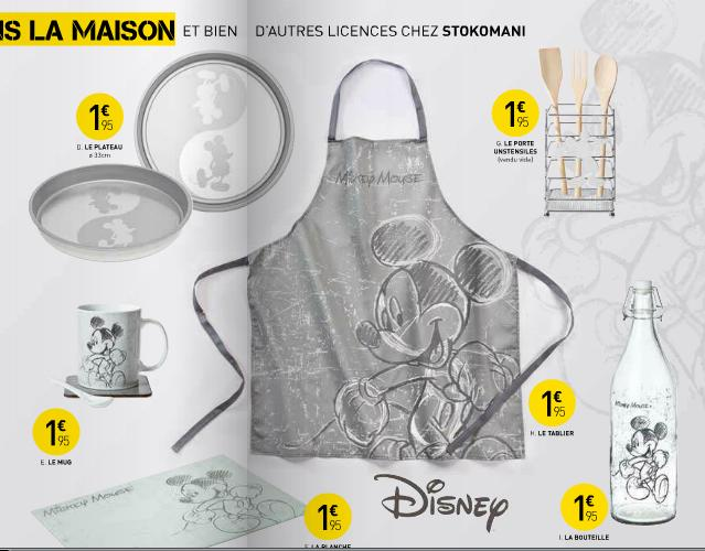 Stokomani - rayon des promos Disney Stox10