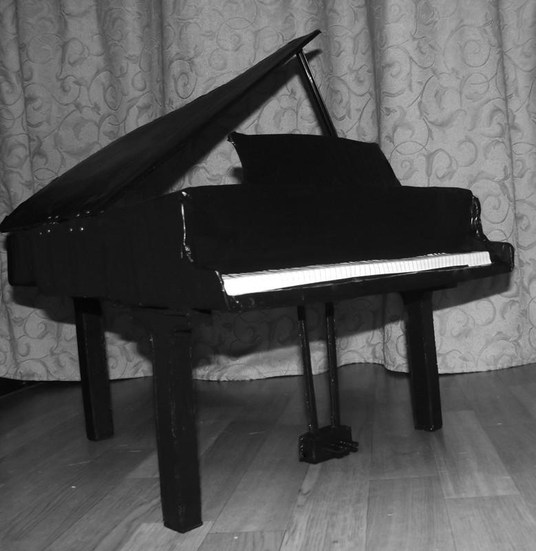 Les créas de Kuro (chaussures, vêtements..) Piano_10