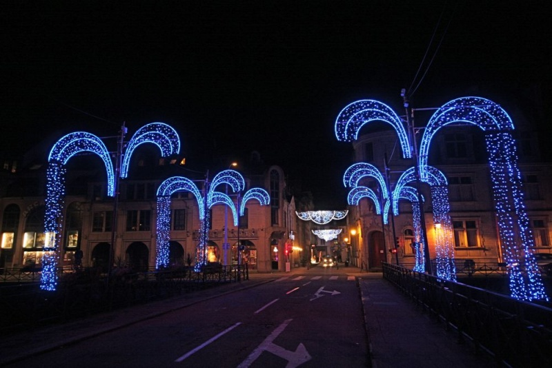 Illuminations de Noël  Q310