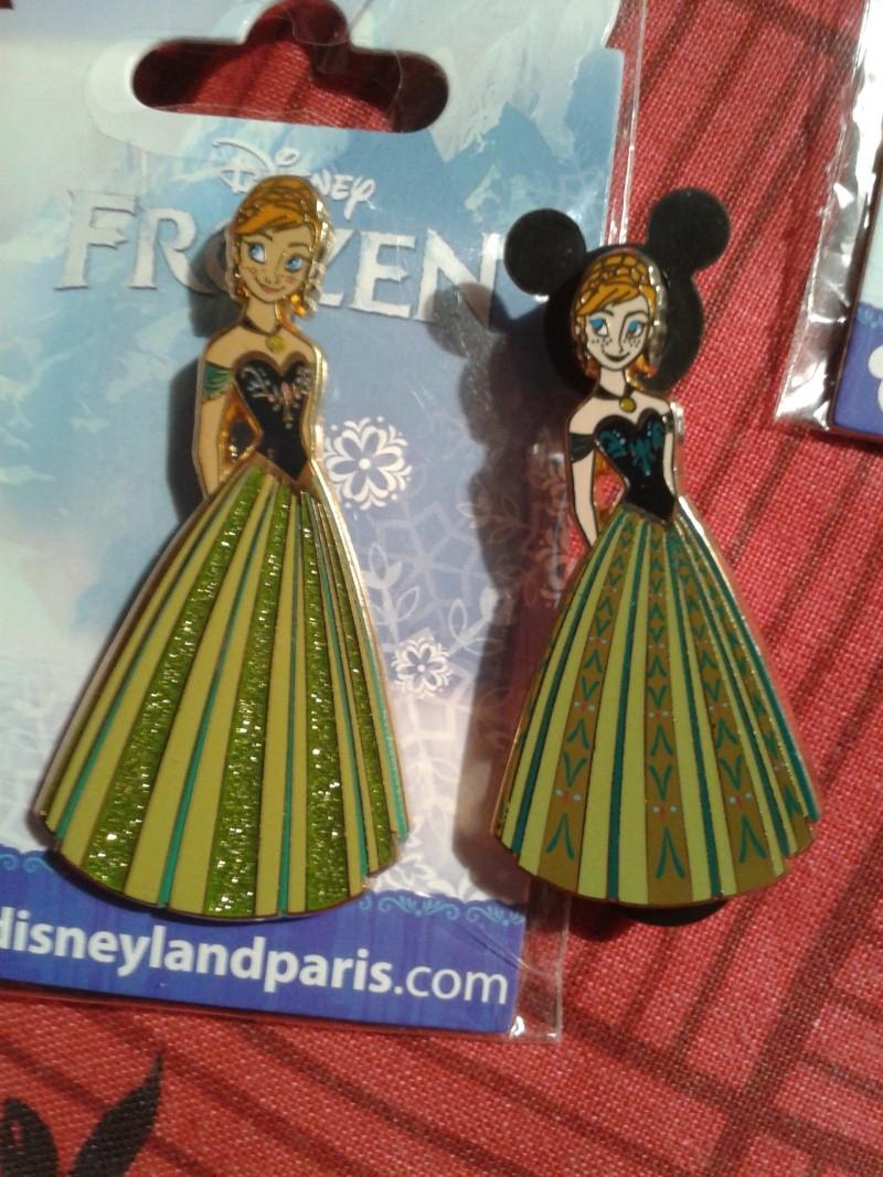 Le Pin Trading à Disneyland Paris - Page 4 2014-142