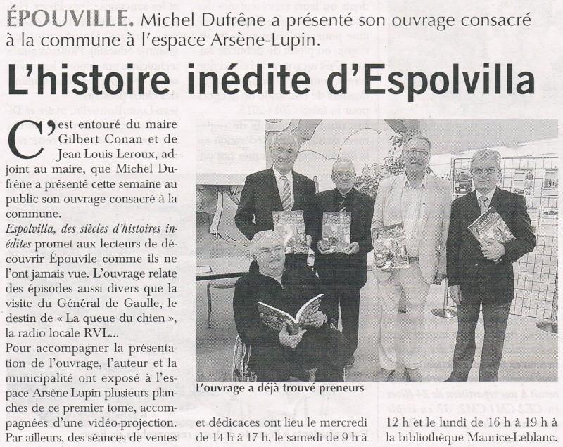 Histoire des communes normandes - Epouville 2014-011