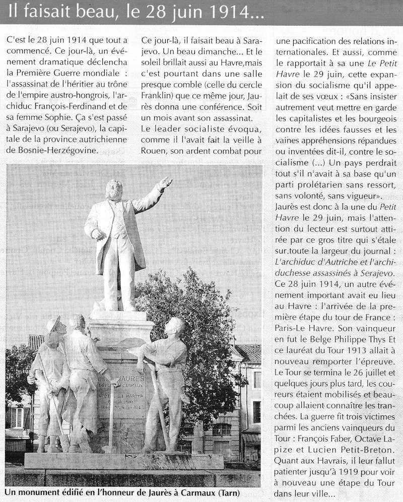 Articles consacrés à la Première Guerre mondiale 2014-024