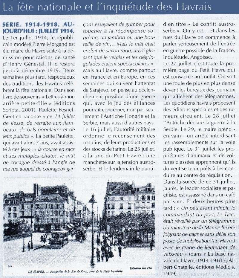 Articles consacrés à la Première Guerre mondiale 2014-025