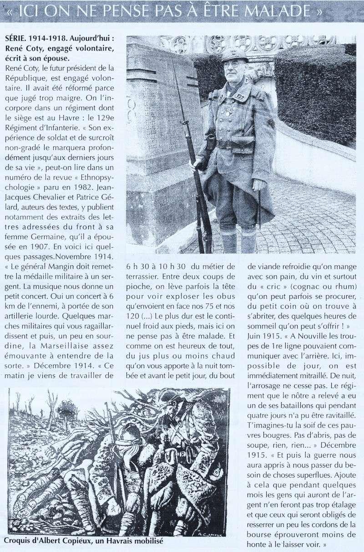 Articles consacrés à la Première Guerre mondiale 2014-036