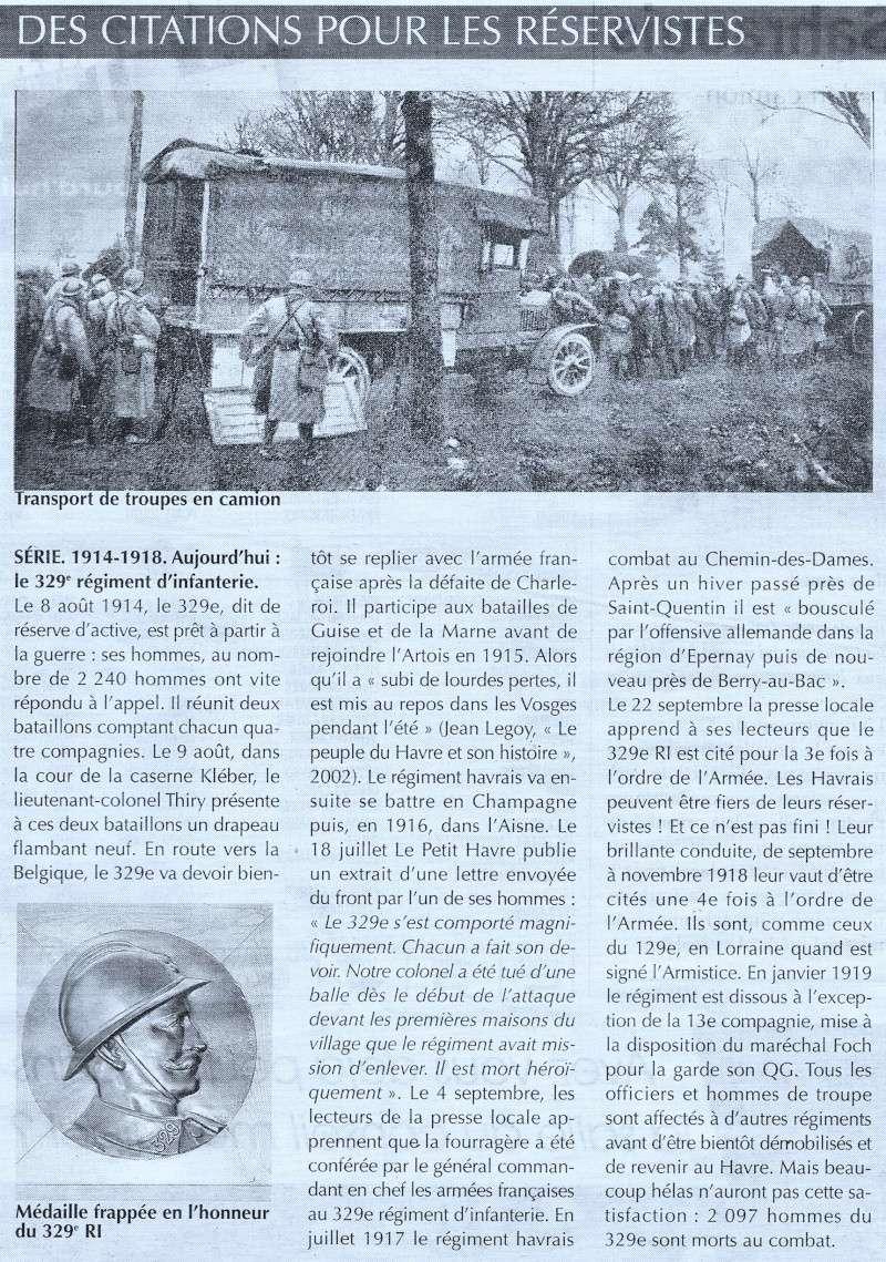 Articles consacrés à la Première Guerre mondiale 2014-054