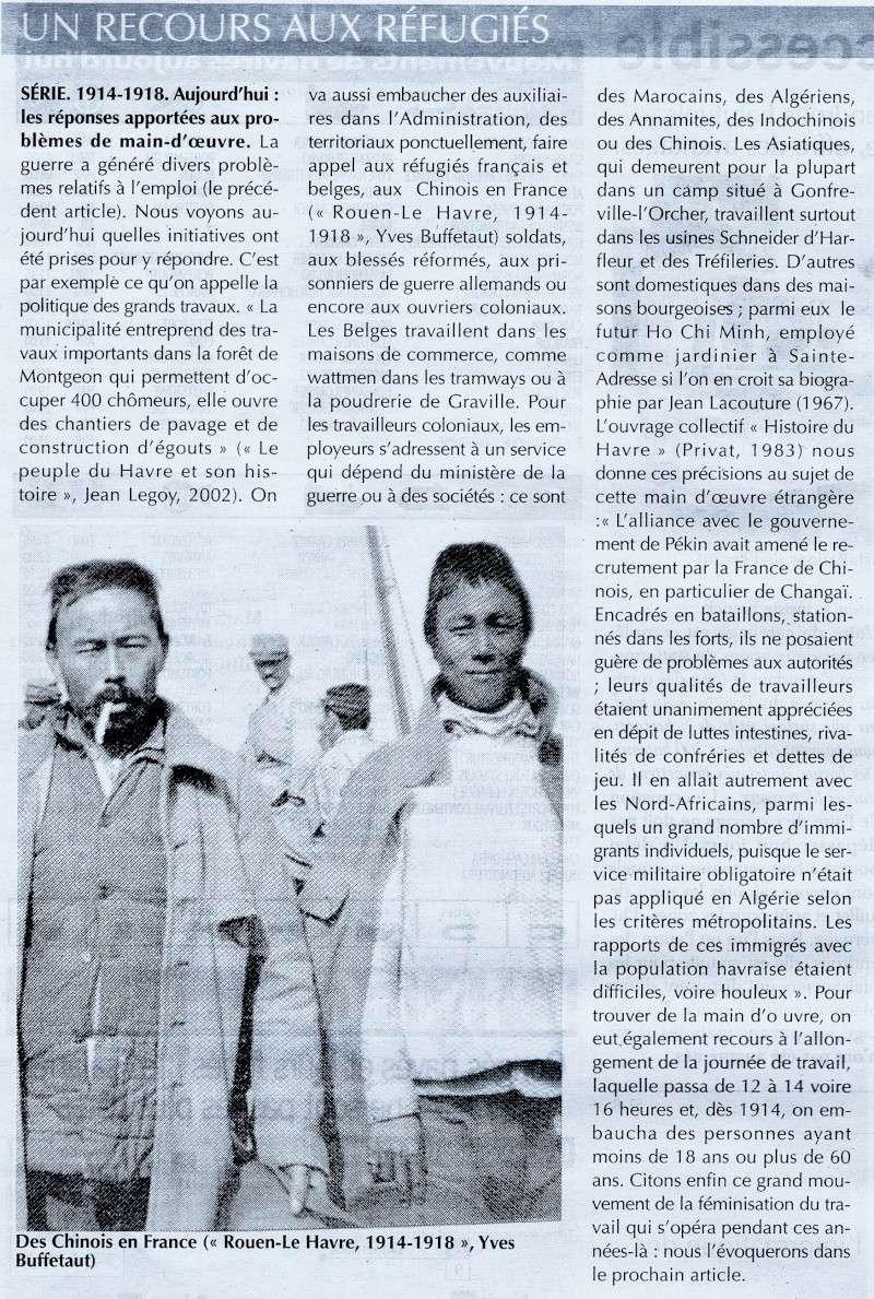 Articles consacrés à la Première Guerre mondiale 2014-059