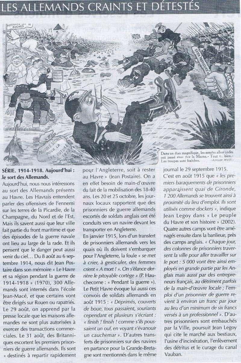 Articles consacrés à la Première Guerre mondiale 2014-065