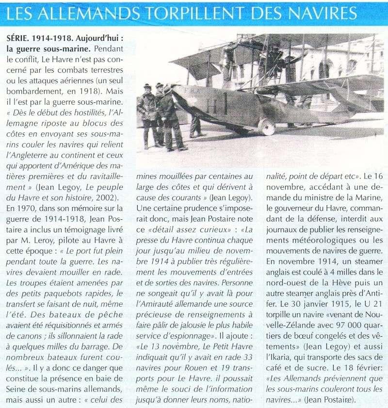Articles consacrés à la Première Guerre mondiale 2014-069