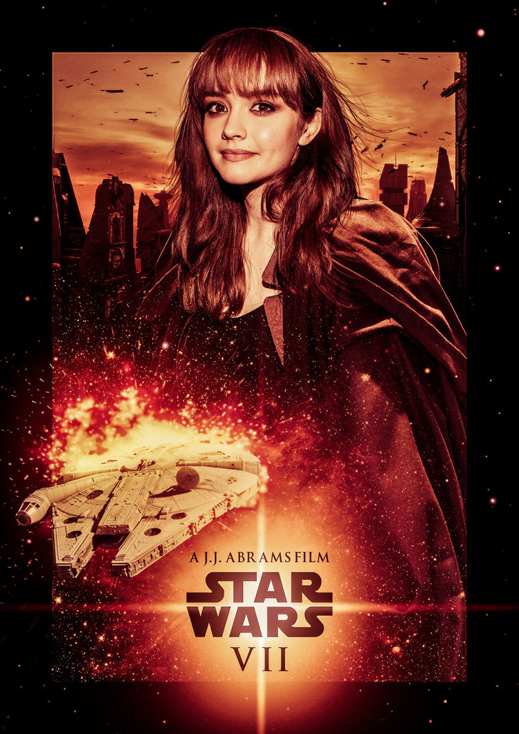 7 - Les posters de Star Wars The Force Awakens - Page 3 Star_w11