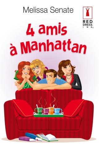 4 amis à Manhattan de Melissa Senate 4-amis10