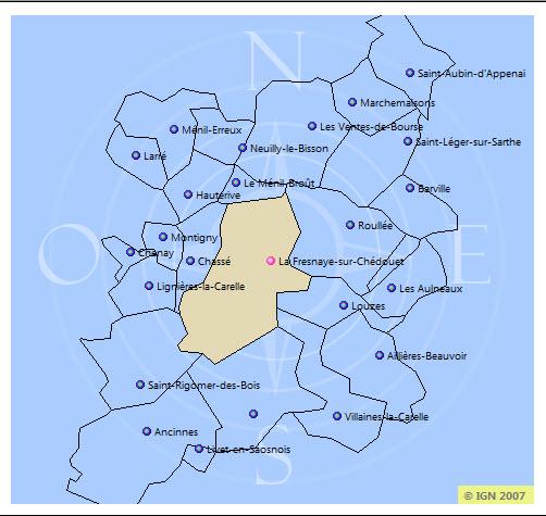 Sarthe (72) - Création d'une nouvelle commune Tahiti10