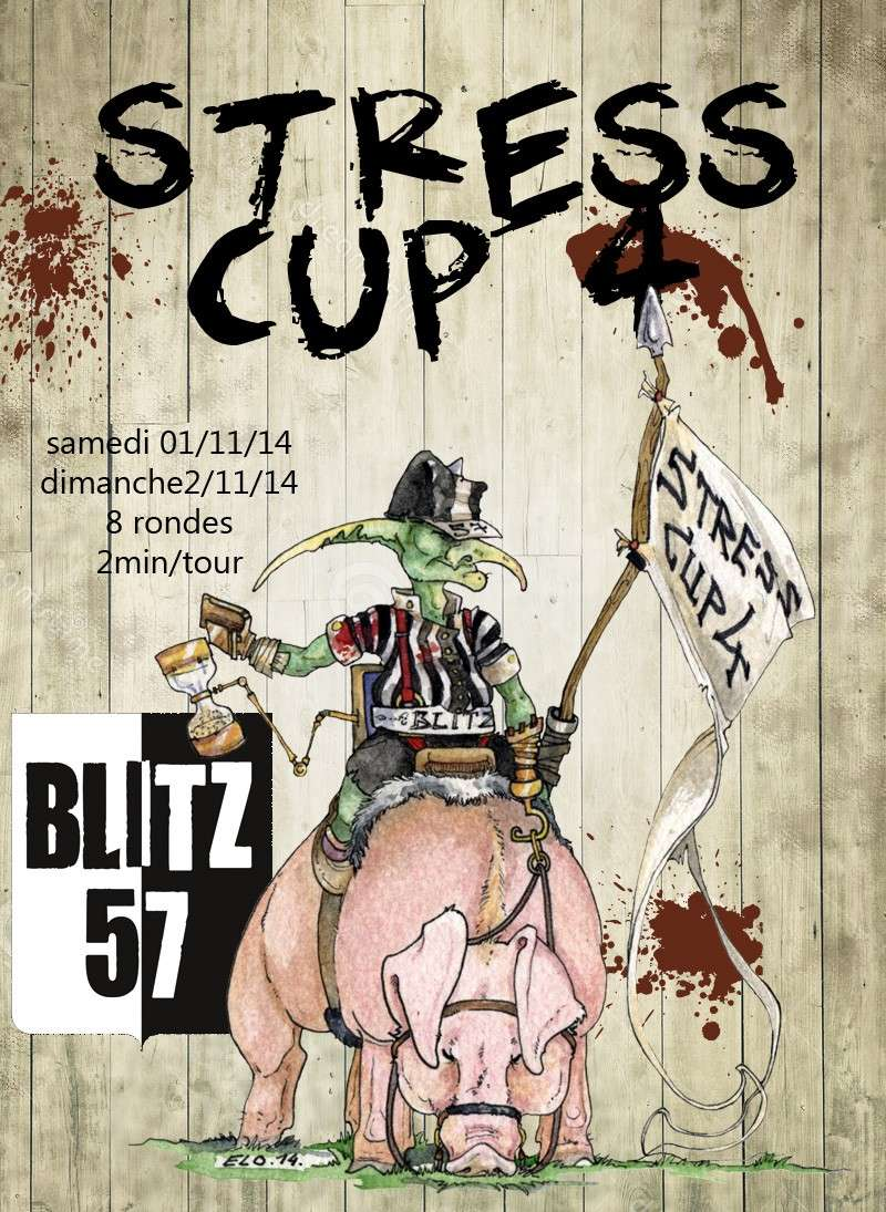 [BB] Stress Cup 4,  1-2 Novembre [METZ 57] Affich10