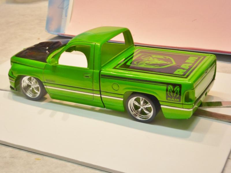 Dodge RAM protouring [terminé] Vernis11
