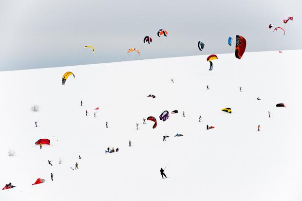 Coupe des Vosges de Snowkite Kiteco10