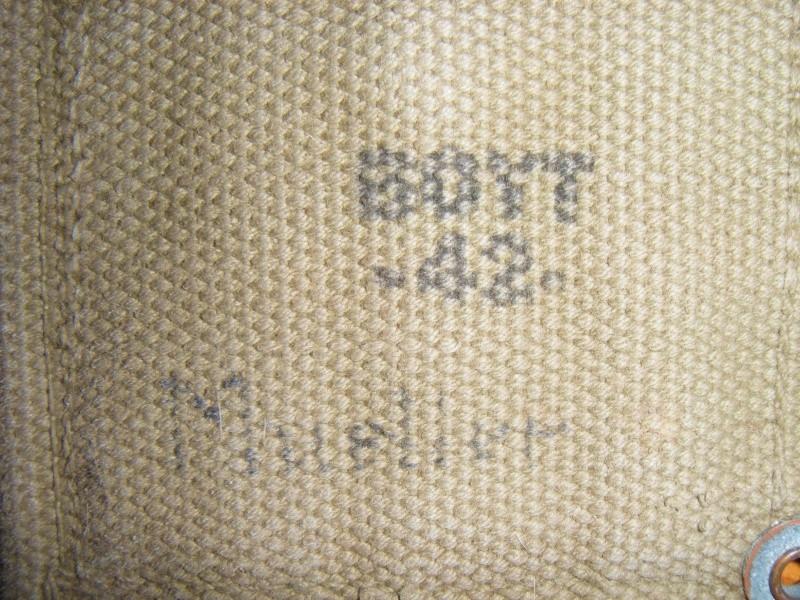 ceinturon cartouchières Mle 1923 US Ceintu16