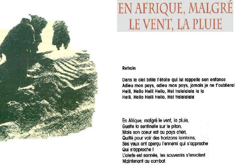 EN AFRIQUE A1710