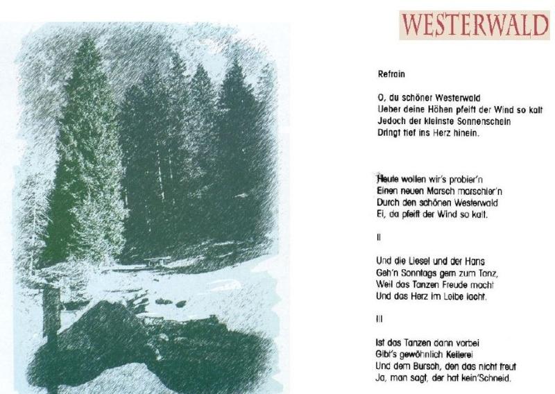 WESTERWALD  LEGION ETRANGERE A2311