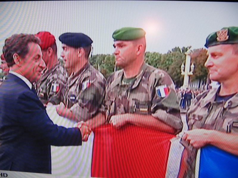 ACH  JACQUET saut place concorde paris 14 juillet 2010 legion etrangere 2 REP Img_0011