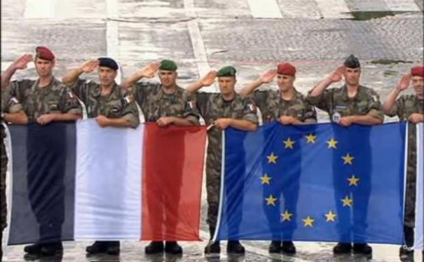 ACH  JACQUET saut place concorde paris 14 juillet 2010 legion etrangere 2 REP J110