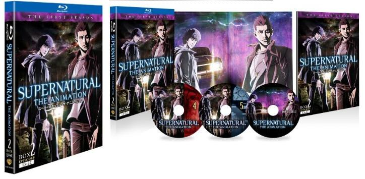 Supernatural l'anime - Page 3 Dvd-110