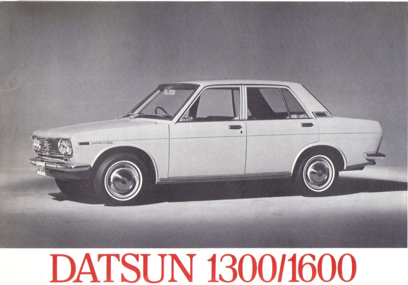 TOPIC OFFICIEL DATSUN 510... Voiture mythique! - Page 2 510-1317