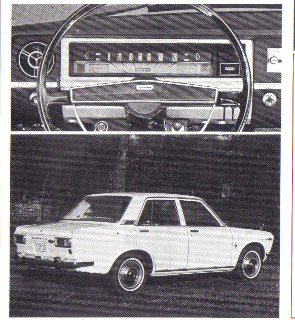 TOPIC OFFICIEL DATSUN 510... Voiture mythique! - Page 2 510-1320