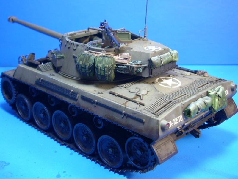M 18 Hellcat AFV Club 1/35eme H3110