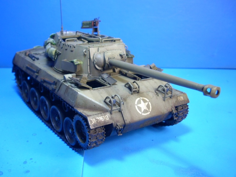 M 18 Hellcat AFV Club 1/35eme H3210