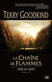 Goodkind Terry - La chaïne de flammes - L'épée de vérité tome 9 (spoiler) Chaine10