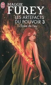Maggie Furey - L'épée de feu - Les Artefacts du pouvoir 3 Feu10